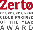 Secure DRaaS with Zerto 2020 Award