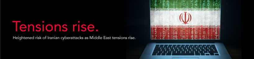 Heightened risk of Iranian cyberattacks as Middle East tensions rise