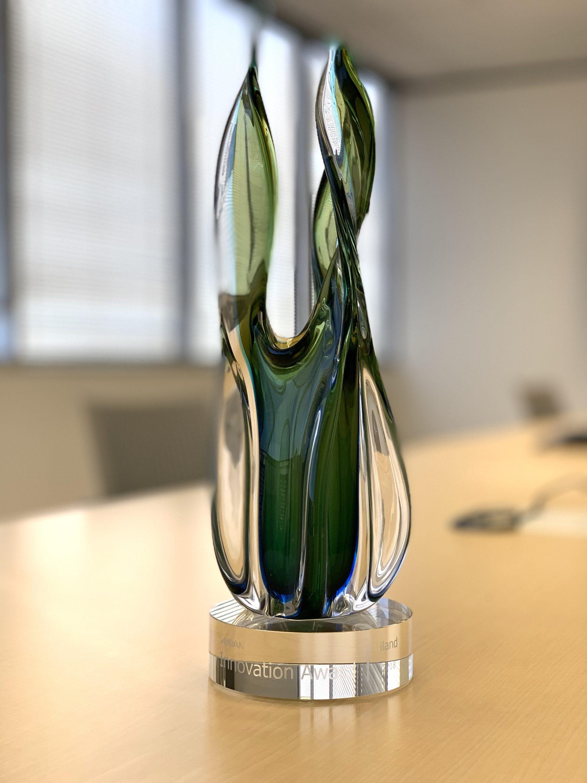 2018 Veeam Innovation Award