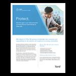 Secure Backup Microsoft O365 Datasheet