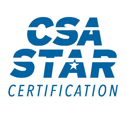CSA STAR Certification