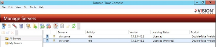 Double_Take_manage_servers