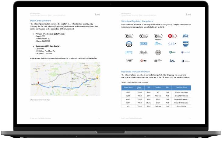 DRaaS Autopilot Service Guide