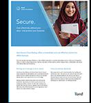 Secure Backup with Veeam Datasheet