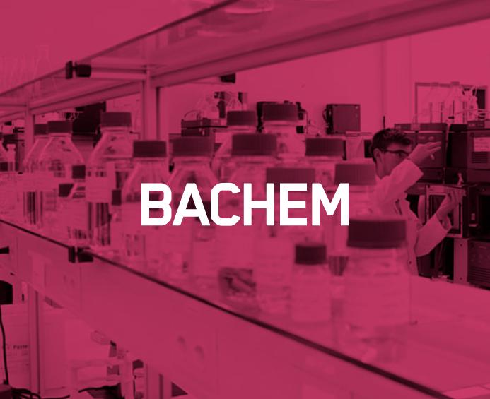iland Security Bachem testimonial