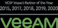 Veeam CSP Partner Award Logo