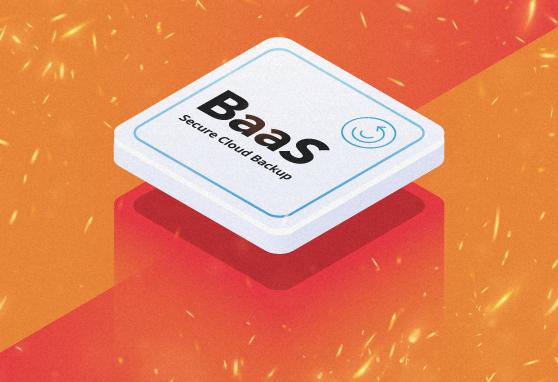 BaaS 30% ransomeware promotion