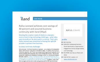 iland rufus case study