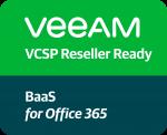 Veeam VCSP BaaS for Microsoft 365
