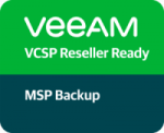 Veeam VCSP Reseller Ready