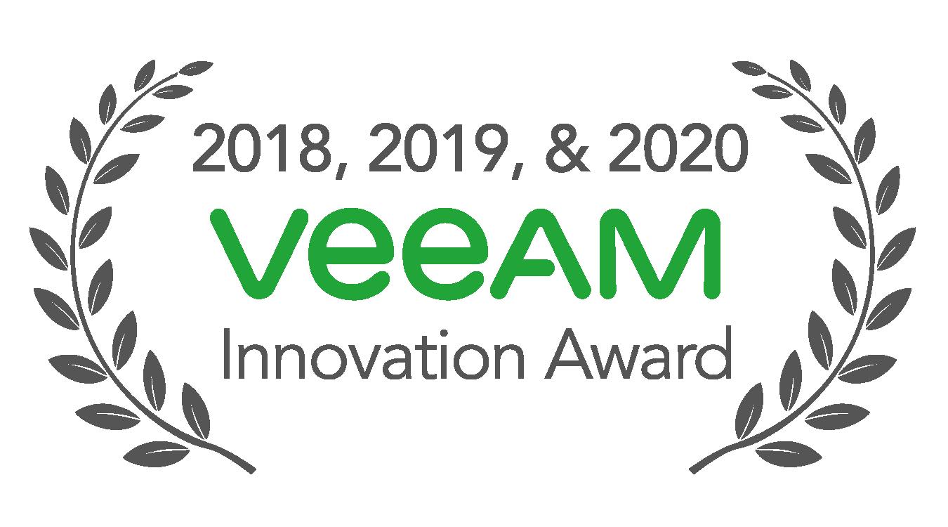 Veeam Innovation Award