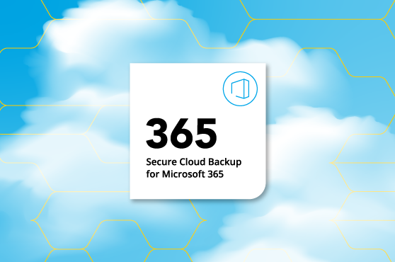 iland Secure Cloud Backup for Microsoft 365 promotion